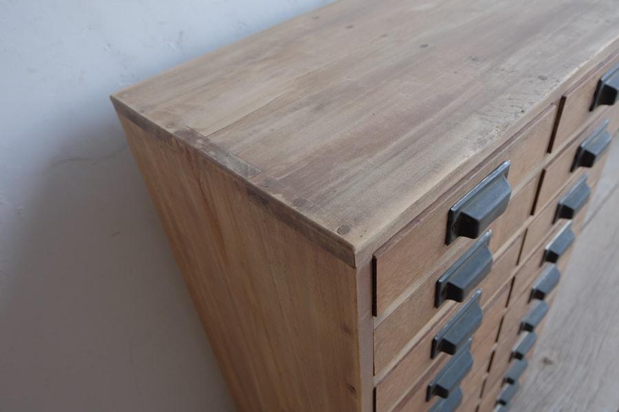 アンティーク収納箱