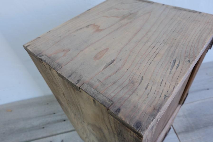 ICCA日本の江戸期の道具箱