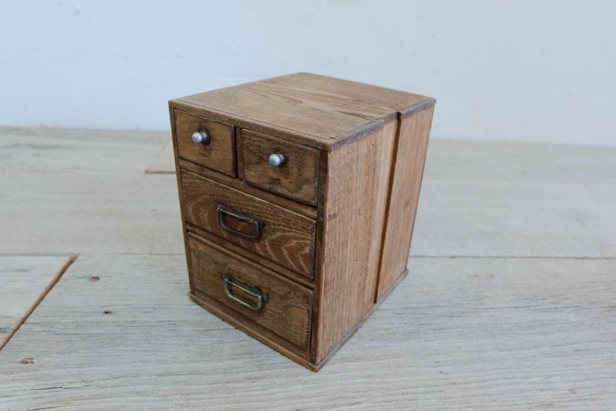 和風な小箱