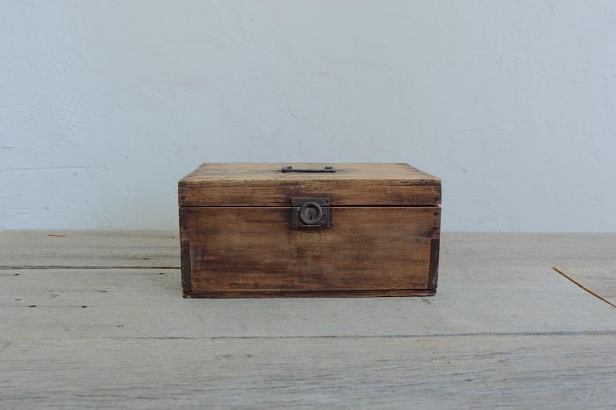 江戸時代の道具箱