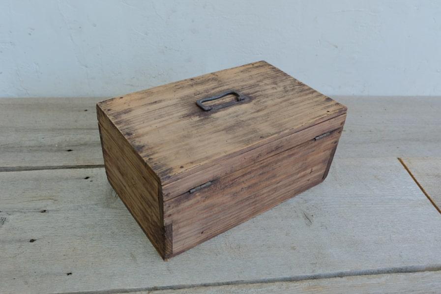 江戸時代の収納箱