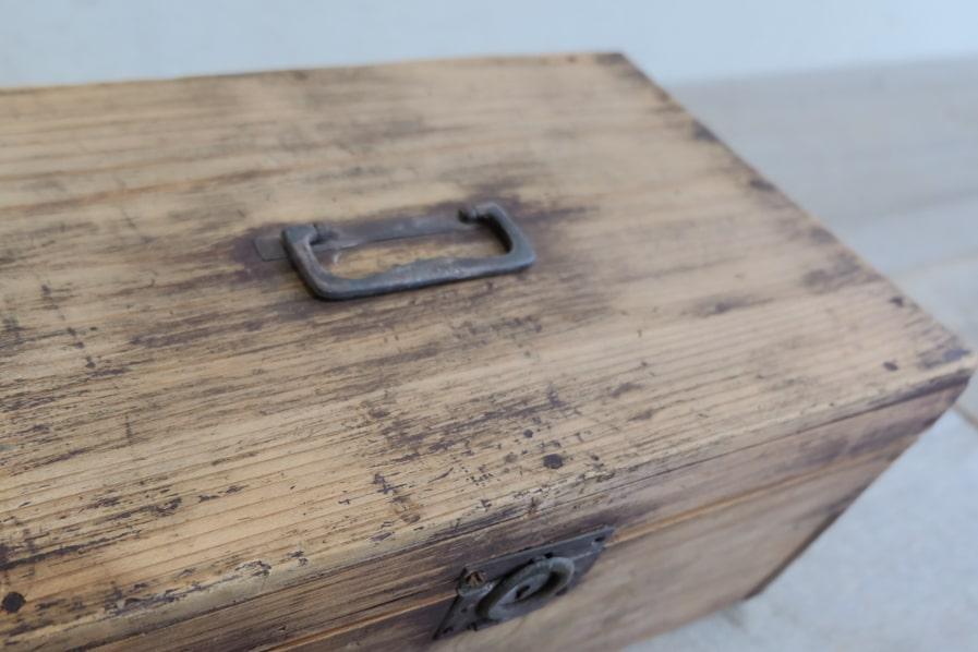古い道具箱