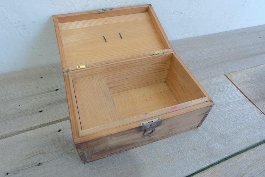 アンティーク時代小箱