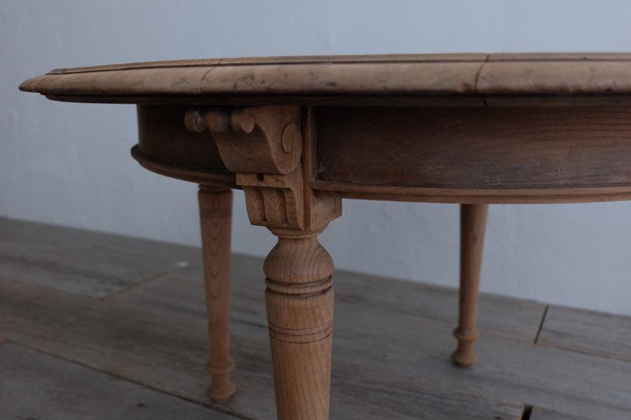 和飾りのコーヒーテーブル