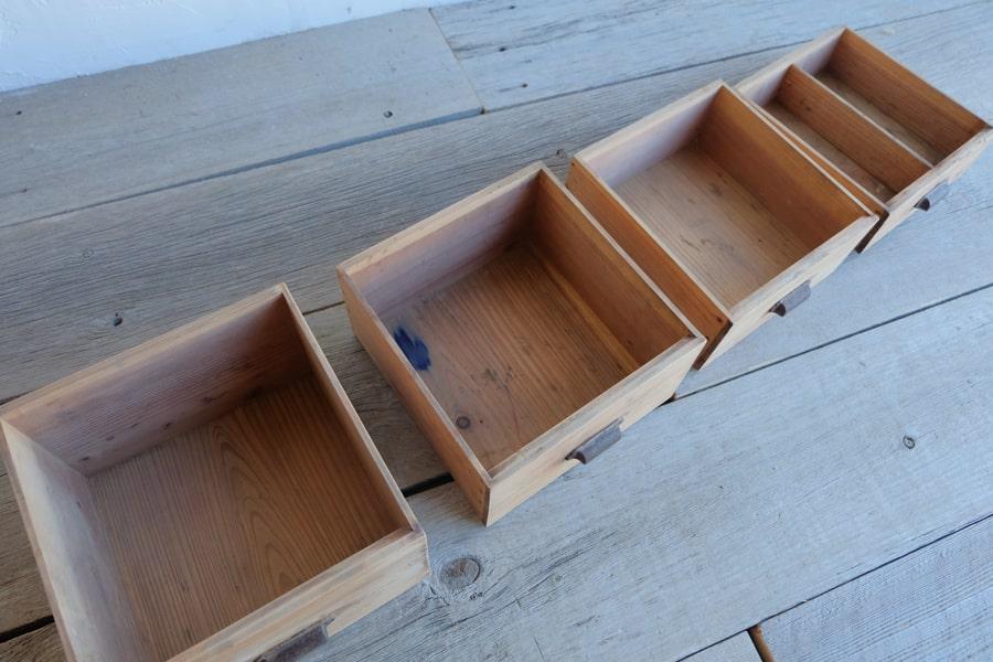 昭和レトロのコンソールテーブル