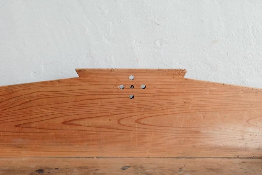 アンティーク飾り棚