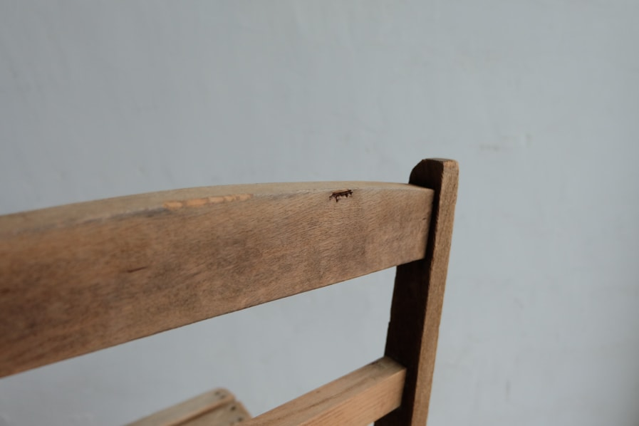 ヴィンテージの椅子