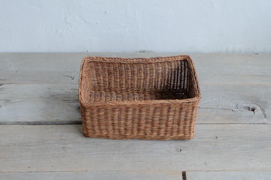 あけびのアンティーク籠