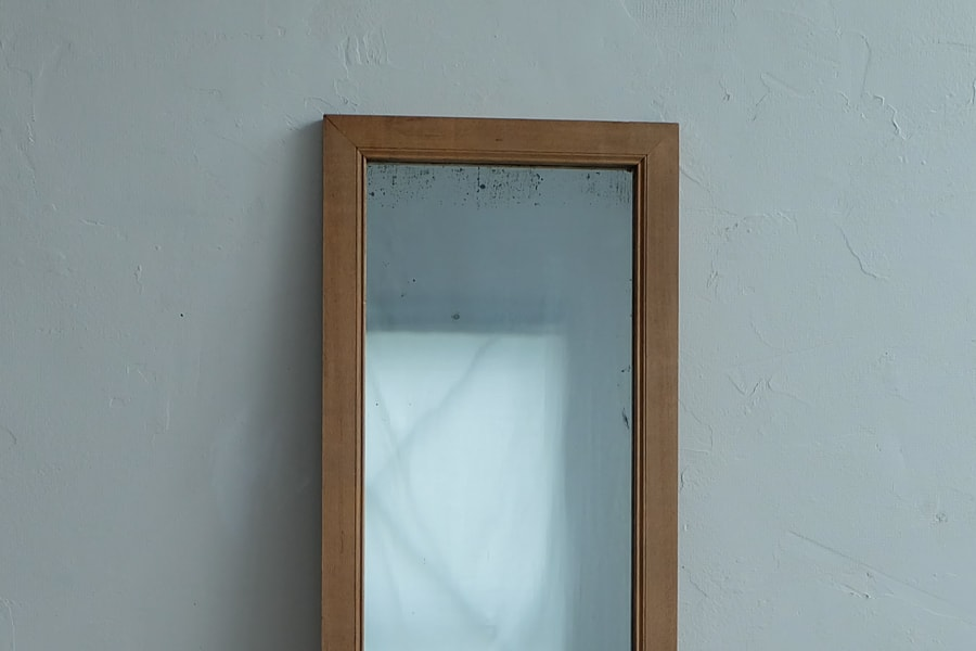 ICCAの日本のアンティークの和風の鏡