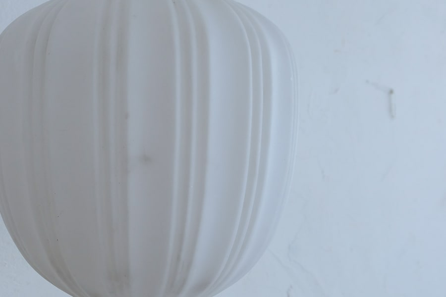 """""""日本のアンティークの乳白色のペンダントライト型の照明""""/"""