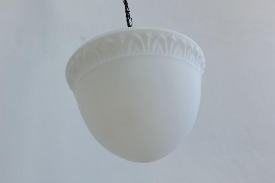 """""""ICCAの日本のアンティークの品のあるデザインの乳白色のペンダントライト""""/"""