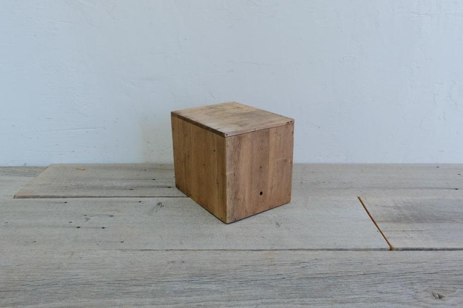 和風な小箱収納
