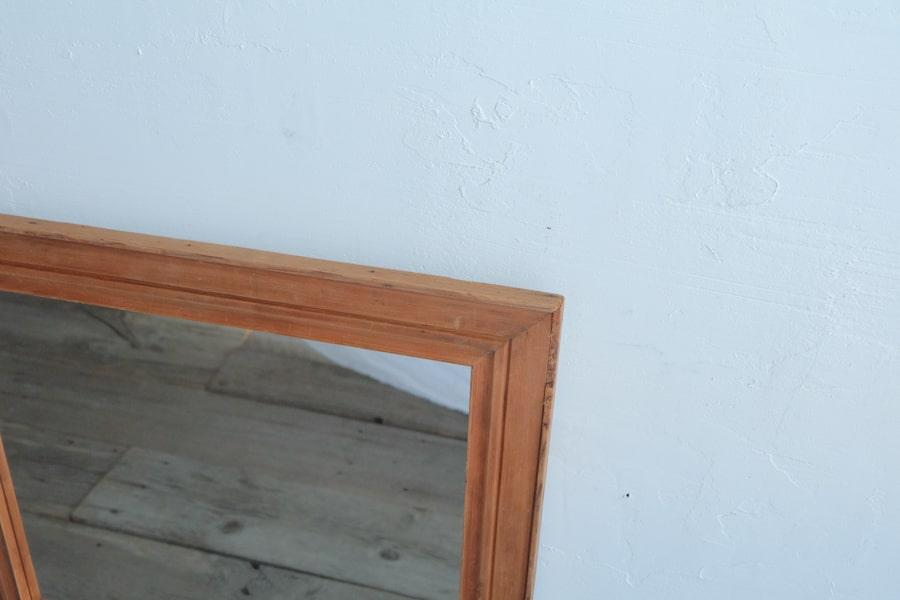ICCAの日本のアンティークの額縁の鏡