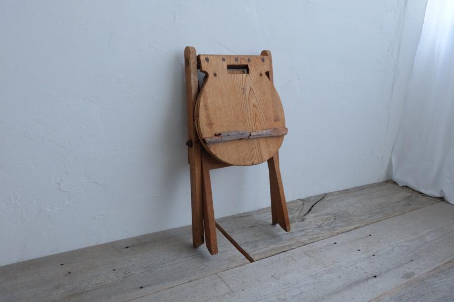 ICCAの和家具の折りたたみ椅子