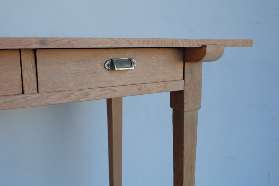 和家具のアンティーク机