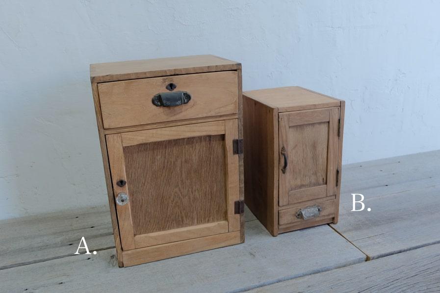 アンティークの小箱