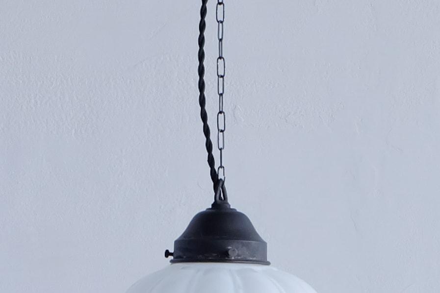 日本のアンティークの小さい多灯づかい向けのペンダントライト