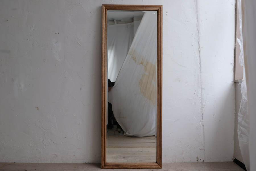 ICCAの日本のアンティークの大正ロマンなの鏡