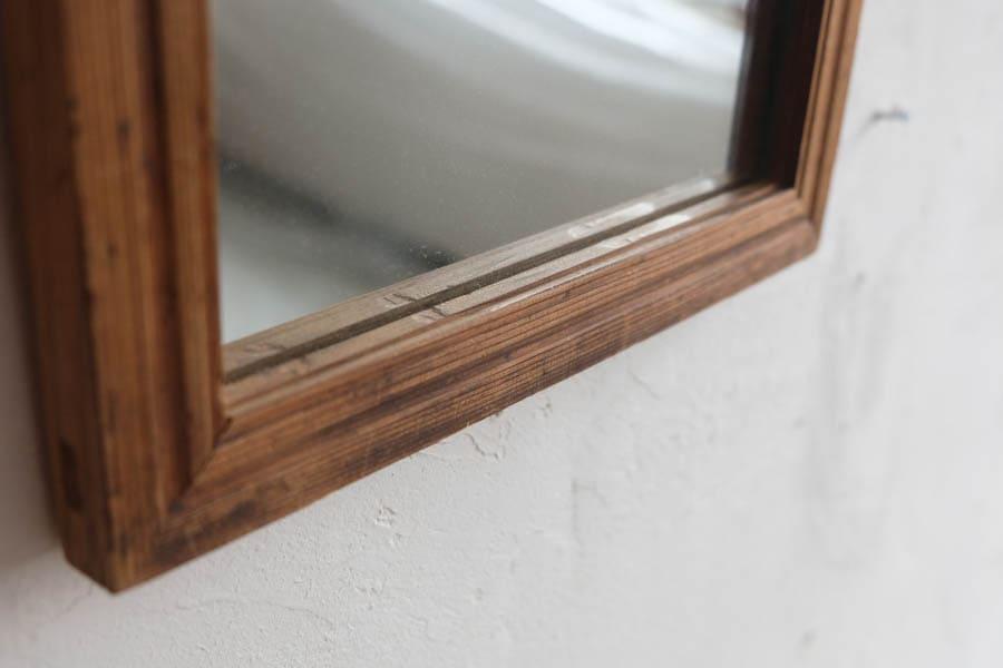 ICCAの日本のアンティークの鏡